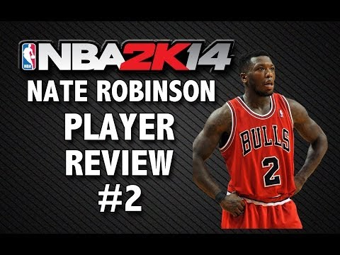 NBA 2K14 - Player Reviews | NATE ROBINSON! | 81 Overall | EP2