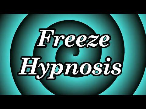 Hypnotize Yourself: Freeze Trigger Hypnosis