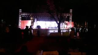 RAM LAL ANAND COLLEGE FEST 2017 Pinakin Event