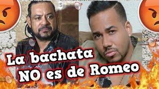 """Luis Vargas 4caba con Romeo Santos """"¡La Bachata No Es De Nadie!"""""""