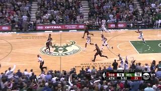 Quarter 4 One Box Video :Bucks Vs. Raptors, 4/27/2017 12:00:00 AM