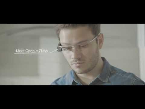 Google Glass Cook Along App for Gressingham Duck
