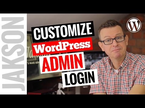Customize Your WordPress Login Page With a Plugin - Customize the Admin Login 20i7