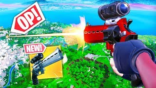 Download *NEW* SCOPED REVOLVER BEST PLAYS!! - Fortnite Funny WTF Fails and Daily Best Moments Ep. 873 Video