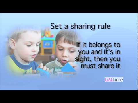 How to Get Your Kids to Share With Others
