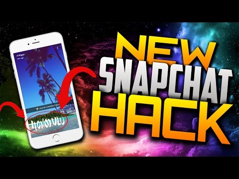 Get Snapchat Hacks 2017! Android + iPhone/iOS How To Hack Snapchat! Location Spoofing! No Jailbreak!