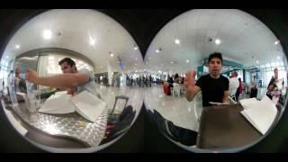 VLOG 360º | TERMINAL EN GRECIA!! TEST