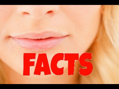 AMAZING FACTS ABOUT YOUR LIPS