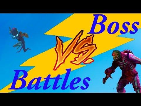 Aliens!!! | IW Zombies Boss Battles