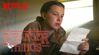 The Full Hopper's Letter Scene   Stranger Things S3