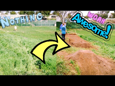 Secret Dirt Jumps #5 Making the Heavy Hitters