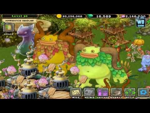 My Singing Monsters: How to breed Rare Entbrat Monster