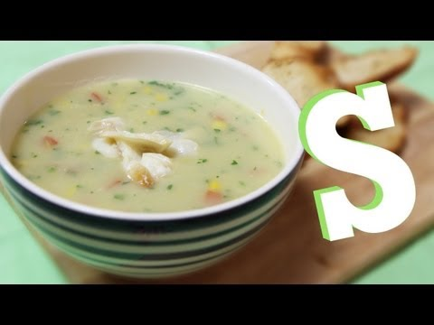 SMOKED HADDOCK CHOWDER RECIPE - SORTED