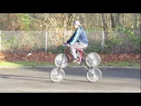 Swing Bike - Must see!!!!!! Must See!!!!