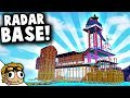 EPIC RADIO TOWER BASE UTOPIA! | Raft Creative Mode Early Access  Gameplay