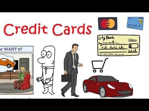 Credit Cards Scam