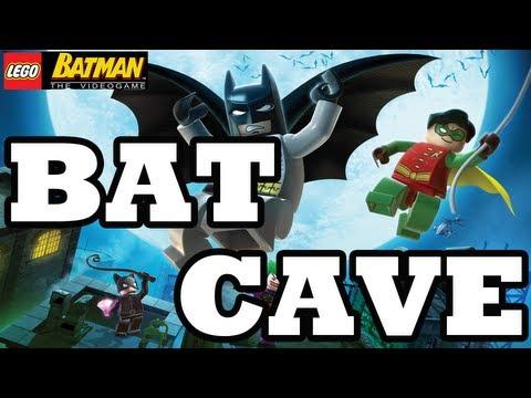 LEGO BATMAN Bonus Episode 01 - THE BATCAVE