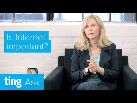 Why is fiber Internet important infrastructure for America? | Ting Ask