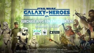 "Star Wars: Galaxy of Heroes - ""Save the Forest Moon of Endor"" Event"