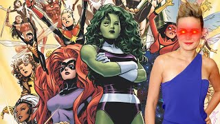 Download Brie Larson To Direct Next MCU Film All Female Avengers? Video