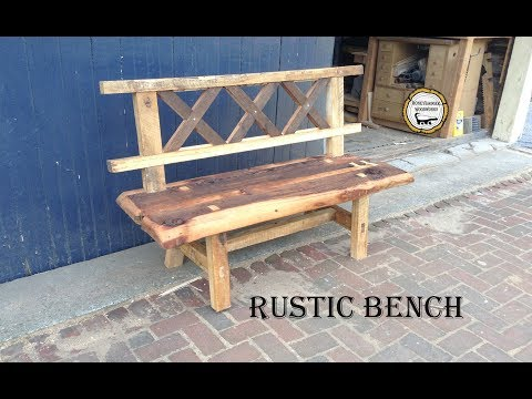 Woodworking : Wedding Bench // How-To Part 3