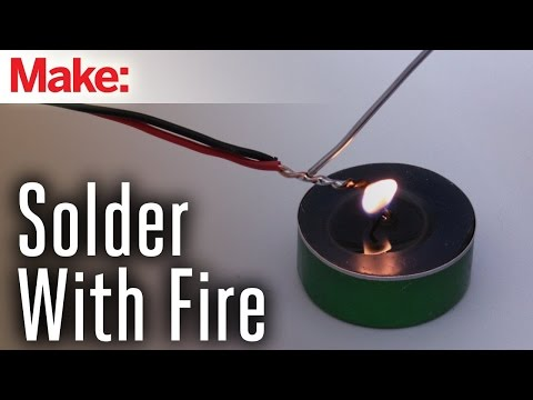 Soldering Without Electricity