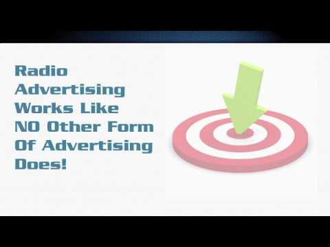 Radio Advertising Techniques for Small Business