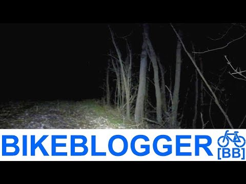Lost In The Dark Cycling Part 5 Night Trails Bike Blogger