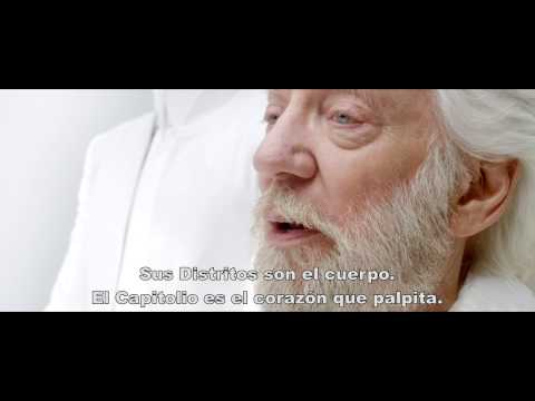 """Teaser trailer de Los juegos del hambre. """"Sinsajo parte I"""""""