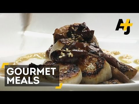Award-Winning Chefs Make Gourmet Meals For The Homeless
