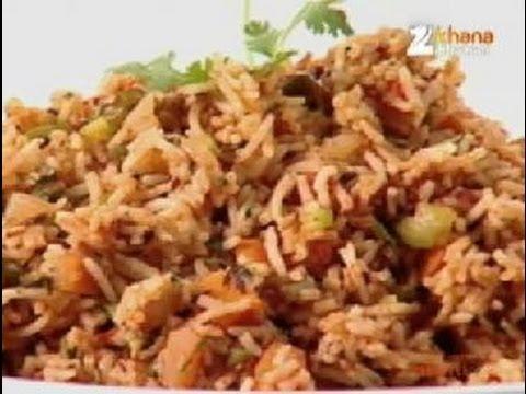 Tawa Pulao - Sanjeev Kapoor - Quick Chef