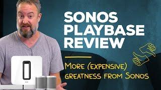 Sonos PlayBase review: Don