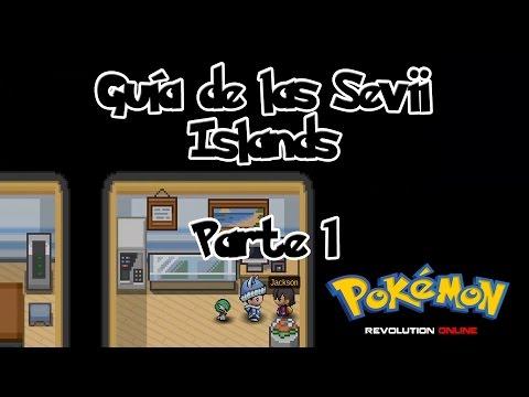 Guía de las Sevii Islands Parte 1 (Islas 1, 2, 3, 4 y 5) - PRO