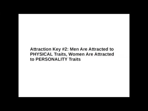 How to TRIGGER Attraction in Women - 3 Keys to Creating Attraction