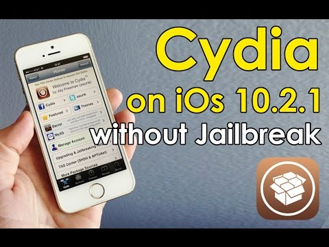 how to install cydia on ios 10.3.1 without a computer *2017* for free