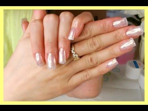 Gel Nails Fill In At Home DIY