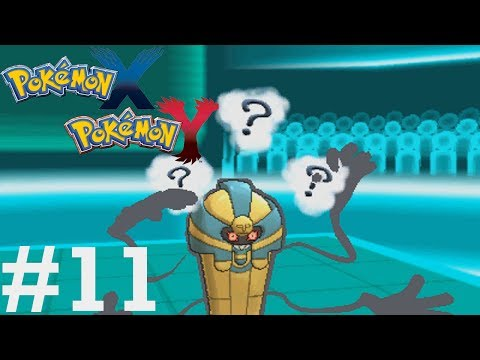 Pokémon X and Y -- Online Multi Battle Replays 11