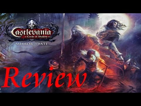 Mondo Cool Reviews: Castlevania: Mirror of Fate HD (PS3, 360, PC)