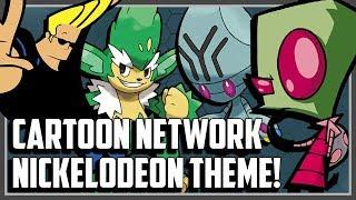 Pokemon Cartoon Network vs. Nickelodeon Theme Battle!
