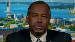 Carson: Confident I will win South Carolina