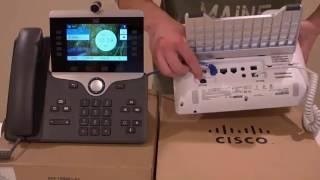 Cisco CP-8851 Unboxing & BT Pairing (4K) - PakVim net HD Vdieos Portal