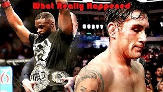 What Really Happened at UFC 228 (Tyron Woodley vs Darren Till)