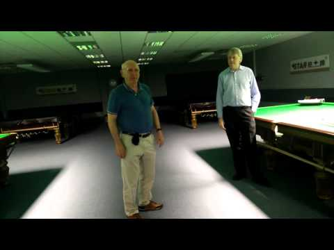 Manpower Snooker Team coach session 4
