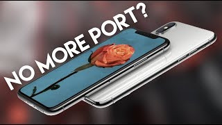 The Next iPhone Could be Portless??