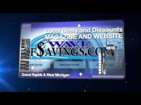 Coupons Grand Rapids - The Wave of Savings Tech Spot 2