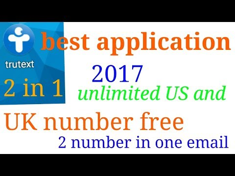 How to make unlimited us and uk number best application 2017 free numbers