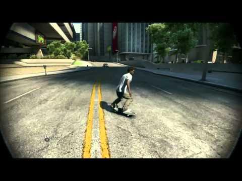 Game Fails: Skate 3