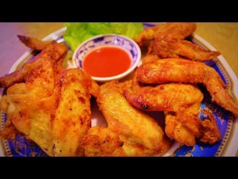 Chicken Wings - Nepali Style (Super Easy ♥) Delicious Nepali Food Recipe!