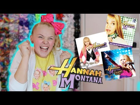TRY NOT TO SING CHALLENGE 2!! HANNAH MONTANA EDITION!!