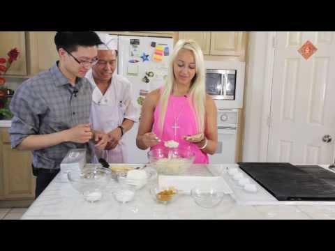 Honey Walnut Shrimp & Fry Wonton